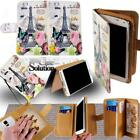 For Various Samsung Galaxy J1 J2 - Leather Wallet Card Stand Flip Case Cover