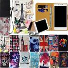 For Various Hisense Mobile Phones - Leather Wallet Card Stand Flip Case Cover
