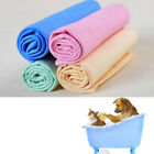 Absorbent Water Large Towel Blanket Microfiber Microfibre Wash Cloth Dog Pet