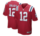 Mens New England Patriots Tom Brady #12 Game Jersey Choose Color & Size