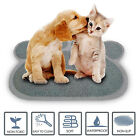 "[Spill-Proof] Premium Silicone Pet Feeding Bowl Mat for Dog Cat Puppy12 x 16""-US"