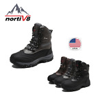 arctiv8 Men 160443 M Insulated Waterproof Construction Sole Winter Snow Ski Boot