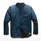 THE NORTH FACE Men 2019 FORT POINT INSULATED Reversible FLANNEL JACKET Blue Teal