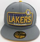 Los Angeles Lakers NBA New Era 59FIFTY fitted/hat/basketball cap, Neon Sign on eBay