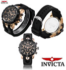 New INVICTA / DZ 2018 sales rose gold Men's Pro Diver SS Speedway Steel Watch