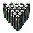 EBL AAA Ni-Cd Rechargeable Batteries 1.2V 500mAh For Solar Garden Light + Box US