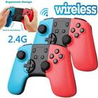 2X Wireless Pro Controller Joypad Gamepad Remote for Nintendo Switch Console USA