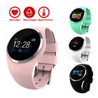 Women's Lady Waterpoof Smart Watch Phone Mate for Android/iPhone/Samsung/LG USA