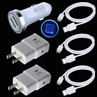 Charging Car/Wall Charger/Cable For LG G7 G8 ThinQ V50 V40V30 Pixel 2 3XL Stylo4