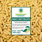 GardenersDream Insect Suet Pellets - High Energy Feed Wild Bird Garden Food <br/> 500g - 25kg bags | Sample Available | Free UK Delivery