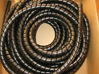 Hydraulic Hose Spiral Wrap Guard Potection 18-24mm JCB Forestry Tractor digger