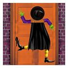 Halloween Crashed Witch Door or Wall Decorations