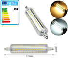 R7S LED Flood Light Bulb 78mm 118mm 5W 10W 2835 SMD Replacement Halogen Lamps