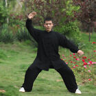 Chinese Martial Arts Kung Fu Tai Chi Uniform Cotton Wushu Taiji Wing Chun Suit