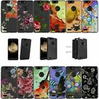 For ZTE Blade Z Max|Sequoia|Zmax Pro 2 Slim Embossed Texture Case - Flowers