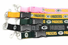 NFL Green Bay Packers  Sports Lanyard, Keychain- Pick Your Color! on eBay