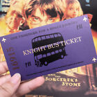 Внешний вид - Harry Potter Bus Ticket Knight christmas gift xmas 2018