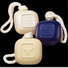 Avon Soap-on-a-Rope Black Suede or Mesmerize or Wild Country--gental lush lather