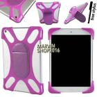 Shockproof Silicone Bumper Stand Cover Case For Various Tablet + Stylus