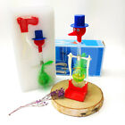 Relief Retro Toys Glass Happy Drinking Bird Bobbing Dipping Dippy Einstein Duck