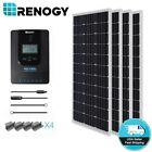 Renogy 400W Watt Solar Panel Starter Kit MPPT Charge Controller System RV Home