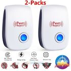 Ultrasonic Pest Repeller Control Reject Mosquito Rodent Insect Bed Bug Plug In