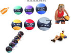 CAP Weighted Medicine Ball Fitness Muscle Building Body Workout 2 4 6 8 12 10 Lb image