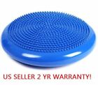 14 Inch Blue Or Pink Balance Stability Disc Yoga Cushion Fitness Free shipping image