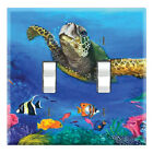 Sea Turtle Adventures - Graphics Art Toggle/Rocker/GFCI/Outlet Wall Plate