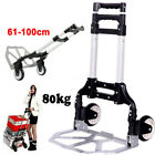 80Kg Heavy-Duty Foldable Truck Hand Sack Business Trolley Lauggage Barrow Carts