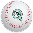 Florida Marlins MLB Logo Ball Car Bumper Sticker Decal  - 9'', 12'' or 14'' on Ebay