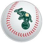 Oakland Athletics MLB Elephant Logo Ball Car Bumper Sticker -  9'', 12'' or 14'' on Ebay