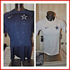 Dallas Cowboys Nike Pro Fitted NFL Compression Navy/White  M-4XL MSRP 60.00 NIP $20.99 USD on eBay
