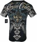 XTREME COUTURE by AFFLICTION Men T-Shirt SINNERS Tattoo Biker MMA UFC M-2X $40 image