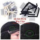 30pcs 7 Teeth Hair Lace Wig Insert Combs Wig Cap Clips Set Kit Wigs Accessories