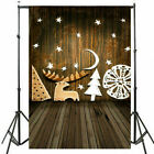 5x7FT UK CHRISTMAS PHOTO PHOTOGRAPHY BACKDROP WALL FAMILY BACKGROUND STUDIO NEW