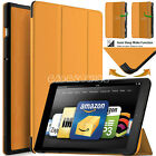 """Flip Magnetic Smart Leather Stand Case Cover For Amazon Kindle Fire HD 8"""" 2018"""