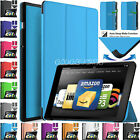 "Flip Magnetic Smart Leather Stand Case Cover For Amazon Kindle Fire HD 8"" 2018"