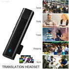 8E39 Smart Multi-Language Translator Instant Voice Traducteur 26 Language Travel
