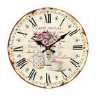 Wall Clock Modern/Contemporary Wood / Plastic Indoor / Outdoor  Home Decor Time