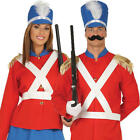 Little Soldier Adults Fancy Dress Christmas Nutcracker Mens Ladies Xmas Costumes