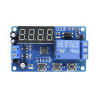 DC12V Trigger Cycle Delay Relay Timer Control Automation Switch Module