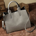 Ladies Women Leather Shoulder Bag Tote Purse Handbag Messenger Crossbody Satchel