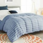 Luxury Supersoft Goose Down Alternative Comforter Twin Queen King Size, 11 Color