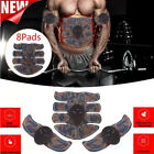 Stimulator Training Smart Abs Fitness Gear Muscle Abdominal-Toning Belt Trainer image