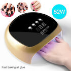 SUNUV 52W SUN4S plus Professional LED UV Nail Lamp Led Nail Light Nail Dryer