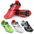 BOODUN Men MTB Mountain Bike Cycling Shoes with Anti-Skid SPD System 4 Colors