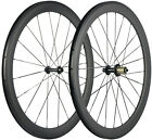 50mm Bicycle Wheels Road Bike Front+Rear Wheelset UD Clincher Shimamo/Campagnolo