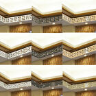 Mirror Tile Wall Stickers Removable Acrylic Wall Decals Home Decor 10pcs
