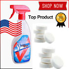 Kyпить 10x V Clean Spot Multifunctional Effervescent Spray Cleaner Cleaning Kit+ Bottle на еВаy.соm